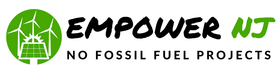 Empower NJ: No Fossil Fuel Projects